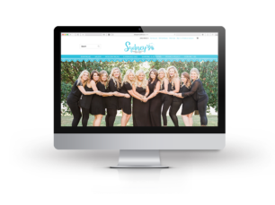 Ecommerce Web Design for Sydney's Shoppe of Beauty in Phenix City, AL