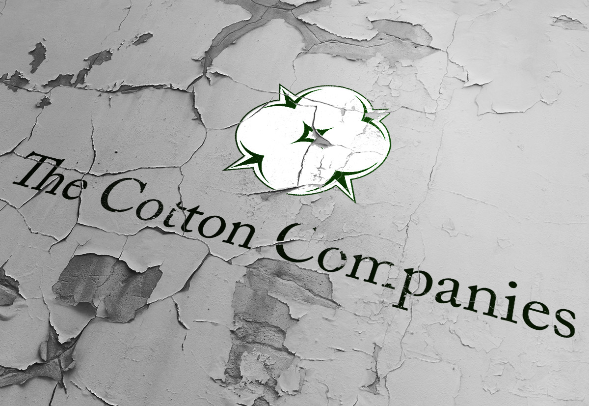 The Cotton Companies Logo Design in Columbus, Georgia