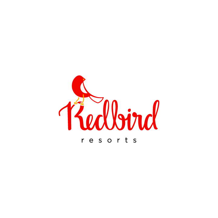 Red Bird Resorts Logo Columbus Georgia