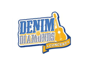 Denim & Diamonds Logo Design Columbus, GA