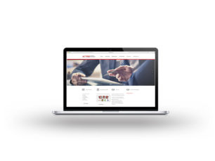 ACTER - WEBSITE DESIGN